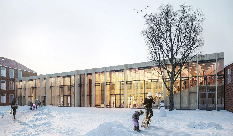 Sophus Soebye Arkitekter i Koebenhavn, Danmark